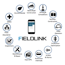 Mobile Oilfield Management